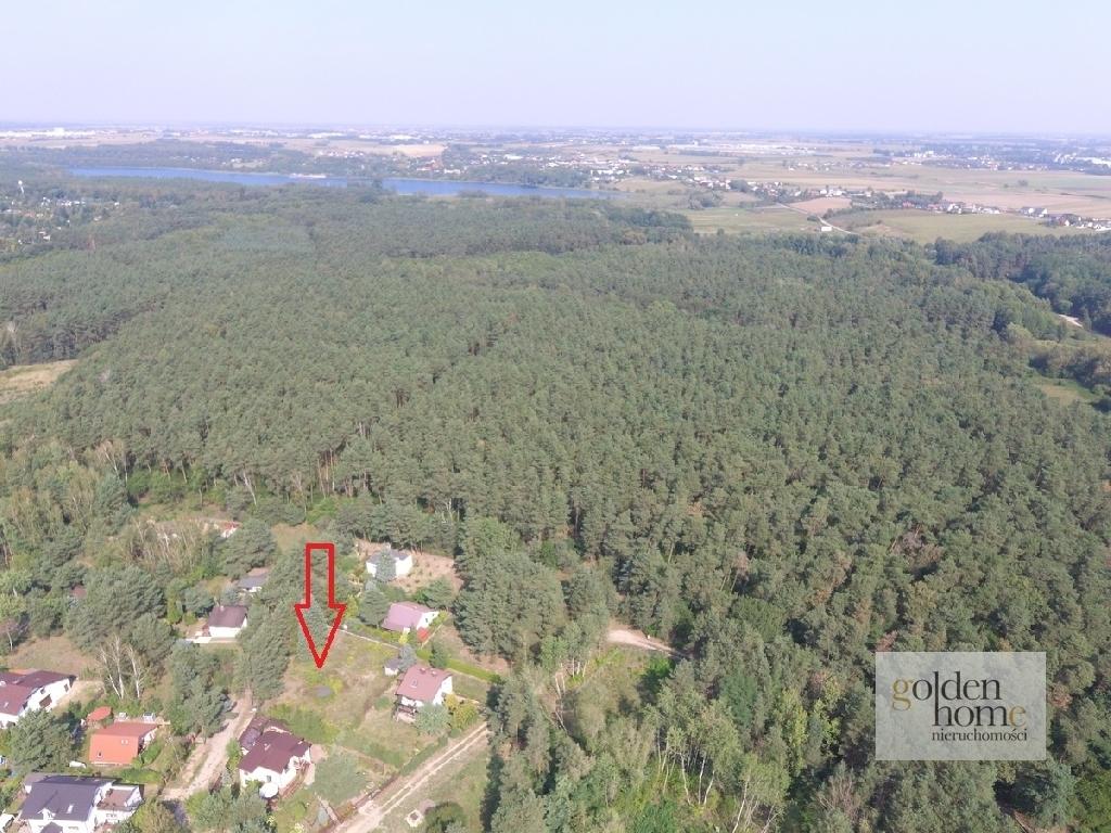 Lusowo, unikatowa działka w otoczeniu lasu