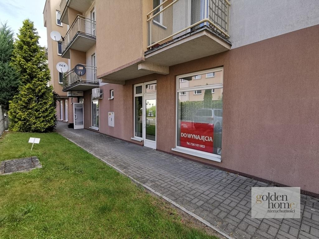 Lokal pater z witryną 52,1m2 ul. Pobiedziska/Mogileńska